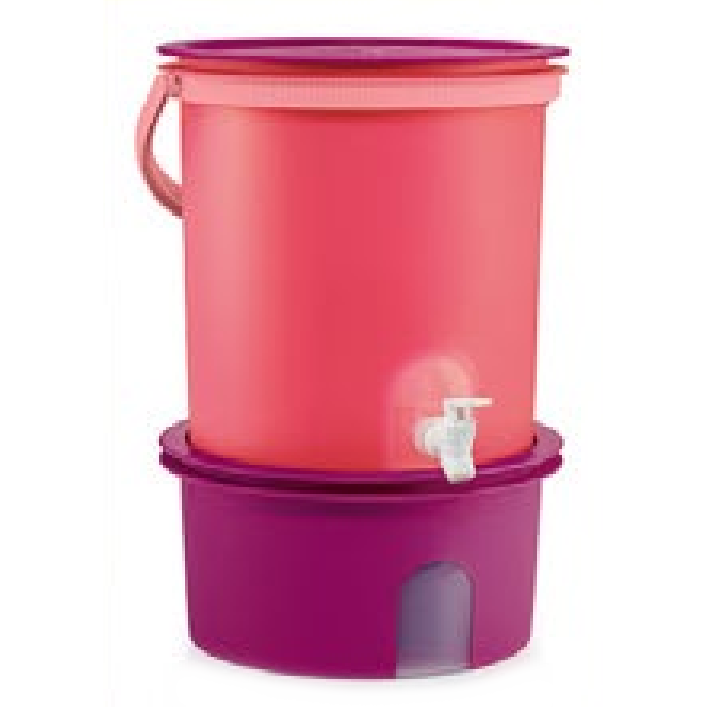 Tupperware Water Dispenser with Optional Base (14.5L)