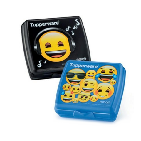 Tupperware Singapore | emoji™ Sandwich Keeper (2)