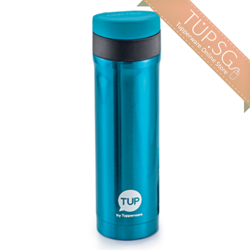 Tupperware Singapore | Flip N Sip (1) 420ml - Midnight Blue
