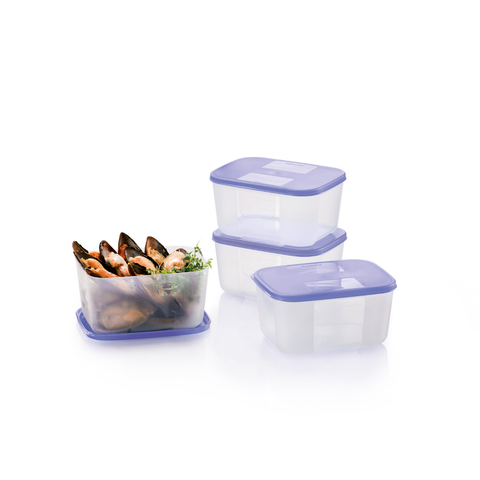 Tupperware FreezerMate Small II (4) 650ml