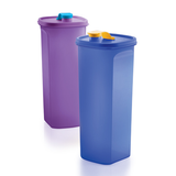 Purple & Blue   11138176 - Smiley Bottles (2) 2.0L
