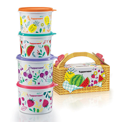 Fruity Canister Set