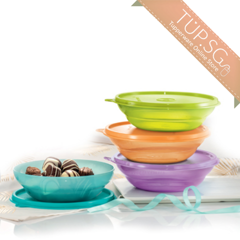 Tupperware Singapore | Fun Bowls (4) 450ml