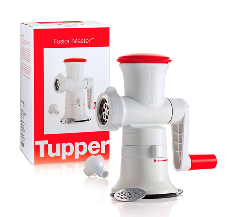 Tupperware Fusion Master Meat Mincer