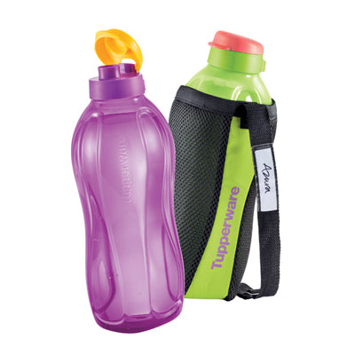 Eco Bottles (2L) - Set of 2 with 1 Pouch
