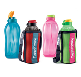 Giant Eco Bottle (2L) - Set of 2 with Pouch