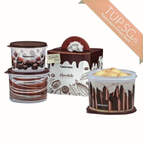 Tupperware Singapore | Grand Choco Tower Gift Set