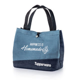 Tupperware Jeans Luncher