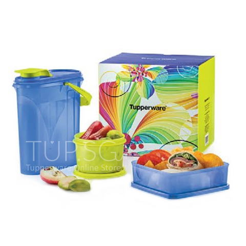 Tupperware Singapore June 2020 | Jolly Trio Set