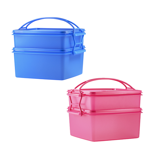 Tupperware Singapore | Jumbo Goody Box with Cariolier