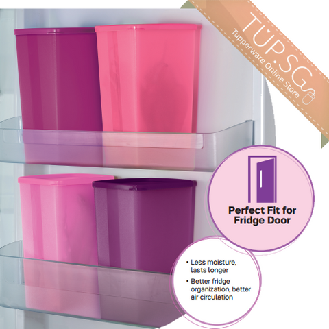 Tupperware Singapore | Large Square Round (4) 2.0L