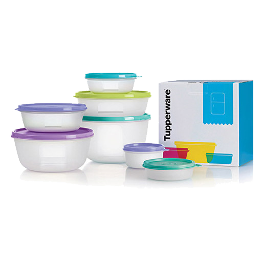 Tupperware Singapore | Magnificent Fridge Set