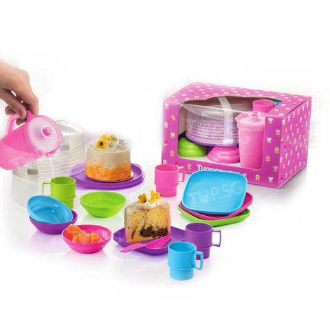 1113 3166 Tupperware Mini Masak Set
