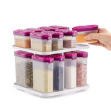 Modular Spice Set with optional Carousel | Tupperware Singapore