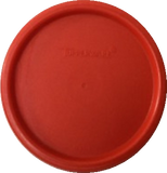 Replacement Lid for Tupperware Modular Mates Round - Red