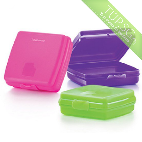 Tupperware Singapore | Neon Sandwich Keeper (3)