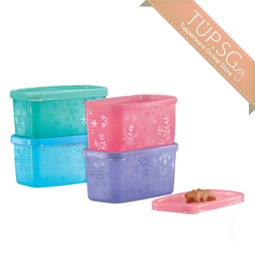 Tupperware Singapore | Precious Snowflakes Gift Set