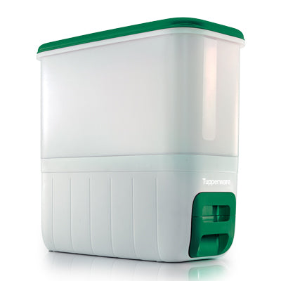 RiceSmart 10kg Rice Dispenser - Green