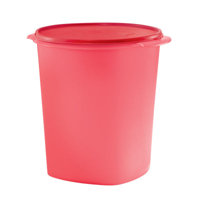 11137965 Tupperware Royal Red Canister (1) 11.0L