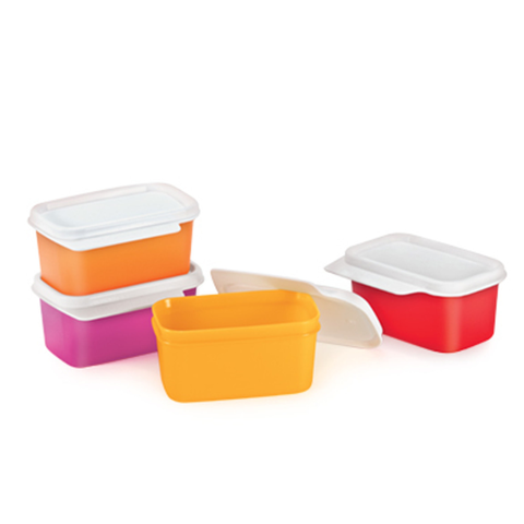 Tupperware Mini Tabs (4) 160ml