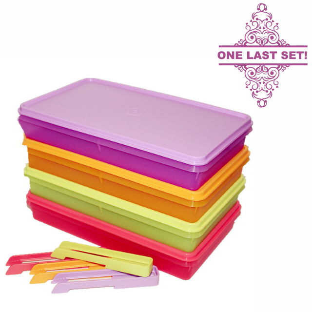 Tupperware Singapore | Slice N Stor (4) 1.4L