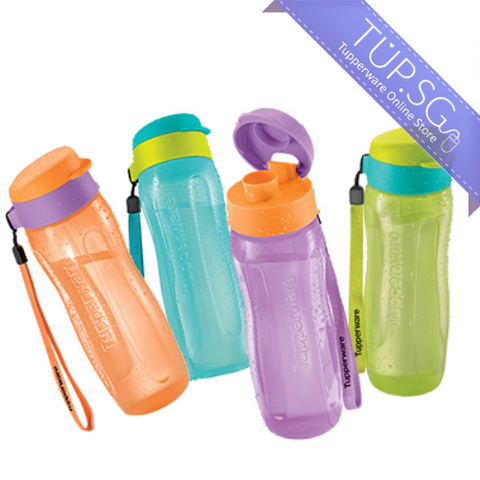 Tupperware Singapore | November 2019 | Slim Eco Bottle (4) 500ml