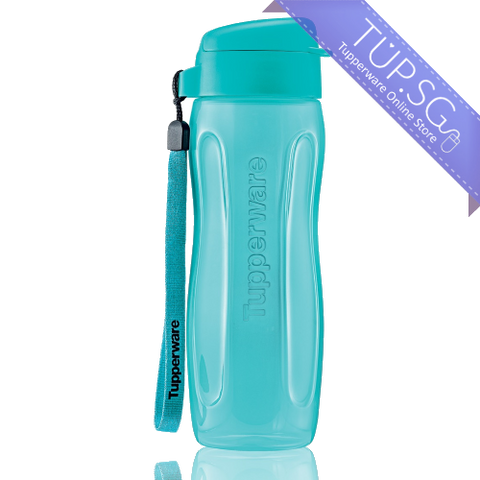 Tupperware Singapore Slim Eco Bottle 500ml - Blue