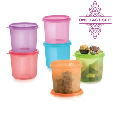 Tupperware Singapore | Snack N All (6) - 650ml