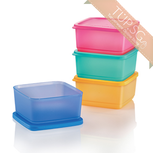 Tupperware Singapore | So Fresh Small (4) 650ml