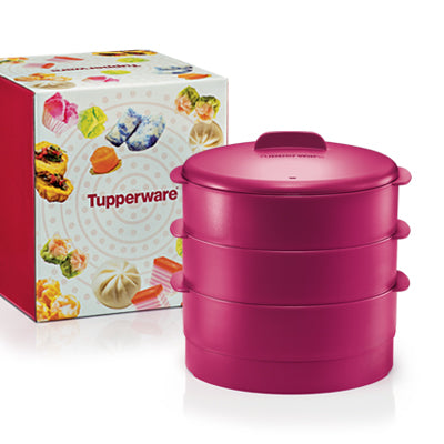 Tupperware Steam It (3) - Vineyard