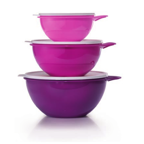 Tupperware A1973 - That's A Bowl Set