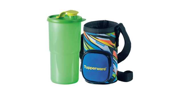 Tupperware Thirstquake Tumbler With Pouch 900ml Tup Sg