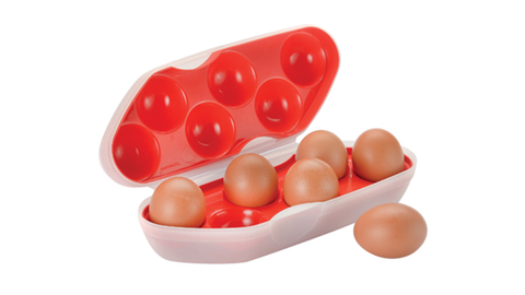 Tupperware Egg Keeper