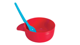 Twinkle Easy Grip Bowl (240ml) & Twinkle Hang-On Spoon