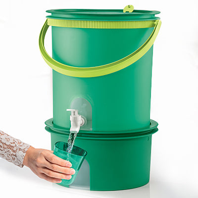 Water Dispenser 14.5L - Green