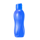Tupperware Eco Bottle 1L Flip Top Blue
