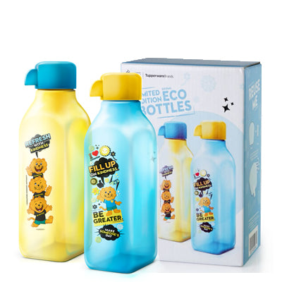 Tupperware Kindness In A Bottle Eco Bottle Set- 500ml (2)