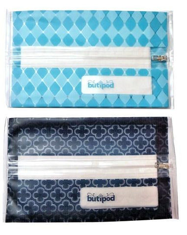 Butipod V4.0 - Pack of 2 in Charming Blue