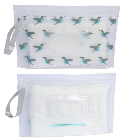 Butipod Fliptop - Pack of 2 in Hummingbird/Plain