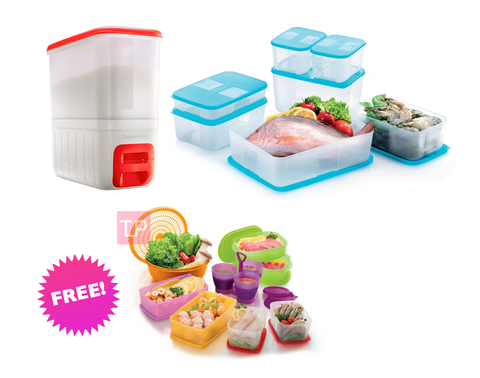 Flash Sale: RiceSmart + FreezerMate Essentials