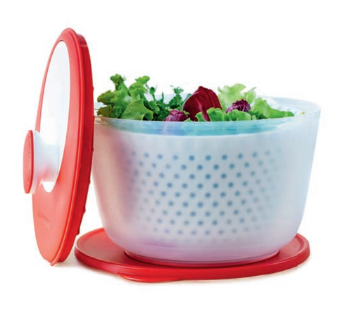 Tupperware Salad Spinner / Spinning Chef