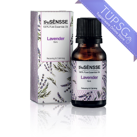Tupperware truSENSSE 100% Pure Essential Oil - Lavender - 15ml