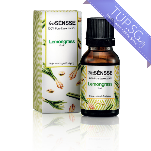 Tupperware truSÈNSSE 100% Pure Essential Oil - Lemongrass - 15ml