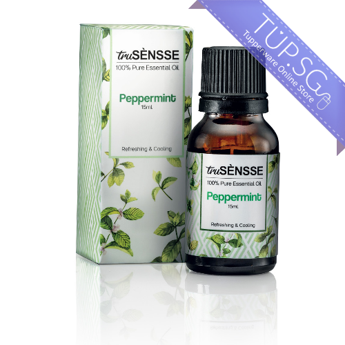 Tupperware truSENSSE 100% Pure Essential Oil - Peppermint - 15ml