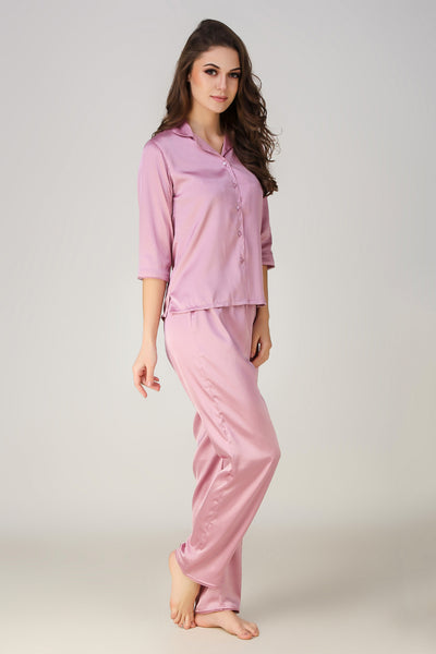 Dani, Satin Night Suit - After Dark by Craftline