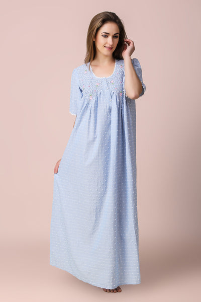 Agatha, Nightdress - Relaxed Fit