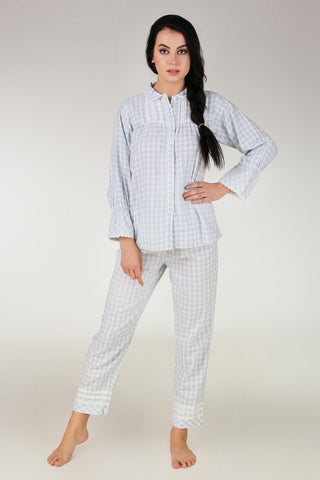 Annette, Pyjama Suit - After Dark by Craftline