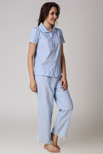 Veva, Signature Pyjama Suit - After Dark by Craftline