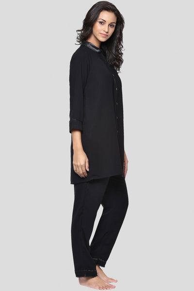 Becky, 3 pc. Pyjama Suit - After Dark by Craftline