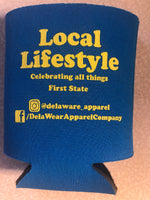 Delaware Apparel Koozie (2 Colors)